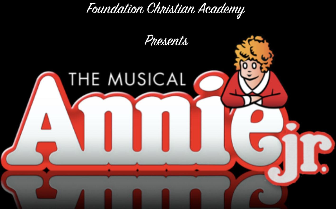 Annie Jr Show